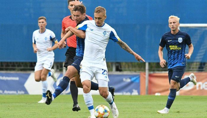 Динамо - Олимпик де смотреть онлайн видеотрансляцию матча