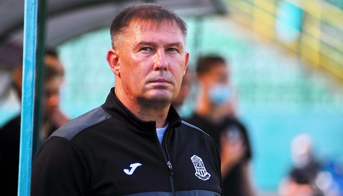 Екс-тренер Олімпіка Климовський очолив тернопільську Ниву