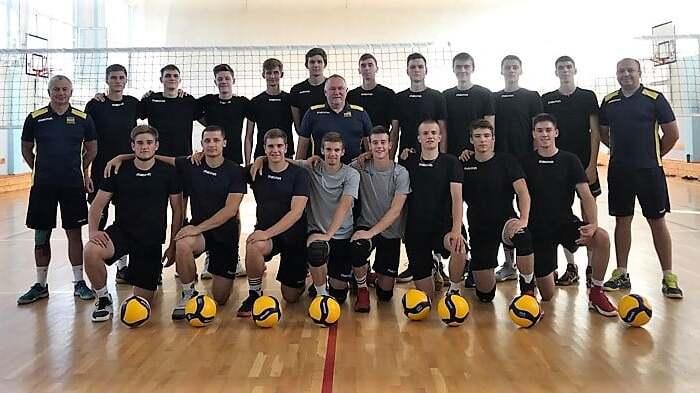 Збірну України U-20 з волейболу не допустили на ЧЄ-2020 через коронавірус