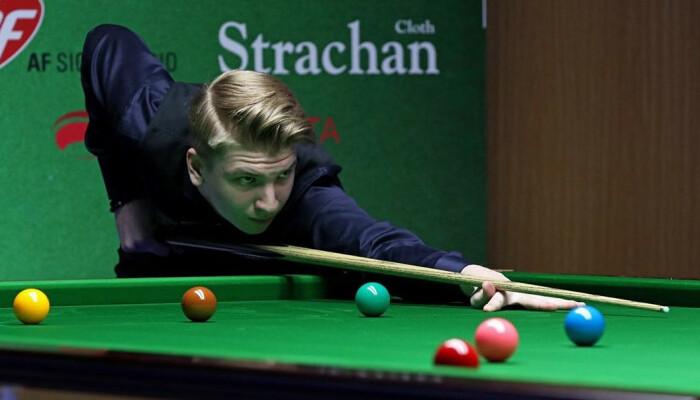 15-річний українець Бойко програв на старті кваліфікації на ЧС зі снукеру