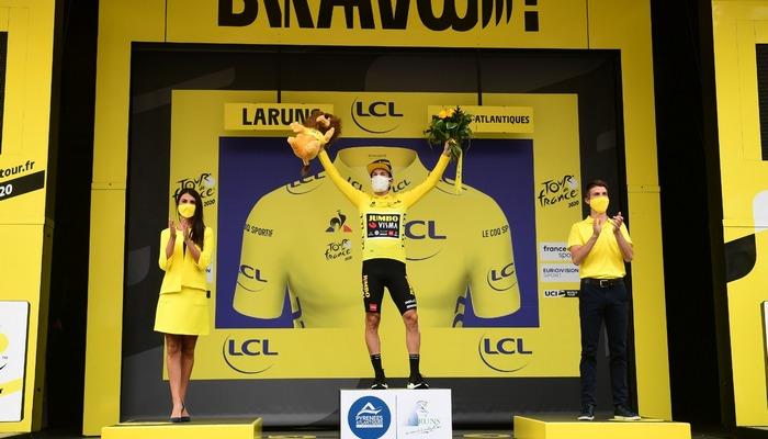 Роглiч захопив лiдерство на Тур де Франс