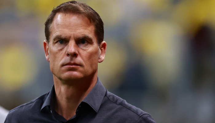 Де Бур назначен главным тренером сборной Нидерландов