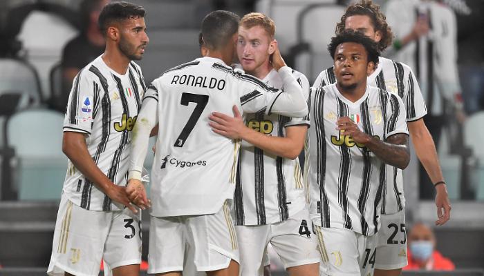Ювентус - Наполи где смотреть онлайн видеотрансляцию матча