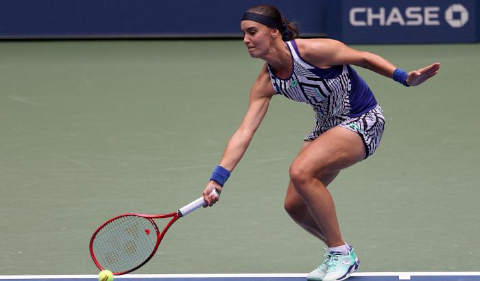 Калинина преодолела первый раунд турнира ITF в Загребе