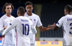 Франция — Уэльс. Видео обзор матча за 2 июня
