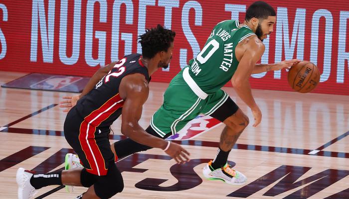 Плей-офф НБА: Майами одержал третью победу в серии с Бостоном