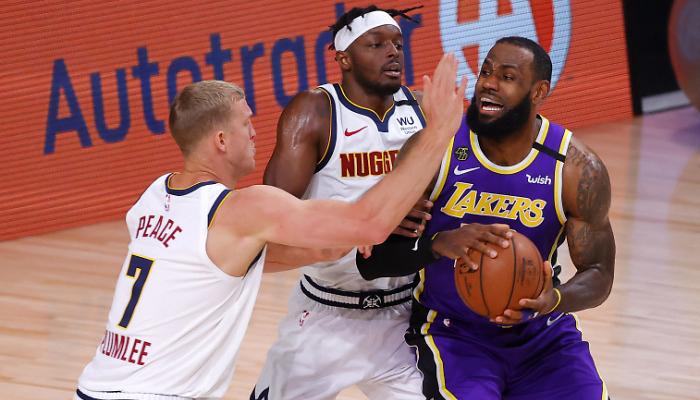 Лейкерс вийшли у фінал НБА