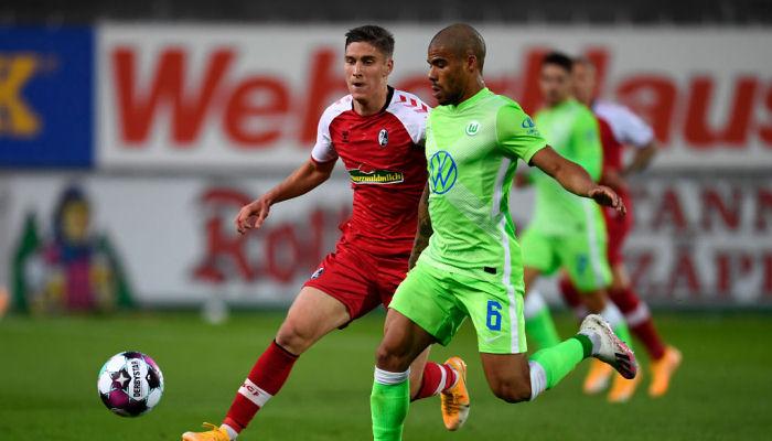 Вольфсбург після перемоги над Десною зіграв внічию з Фрайбургом