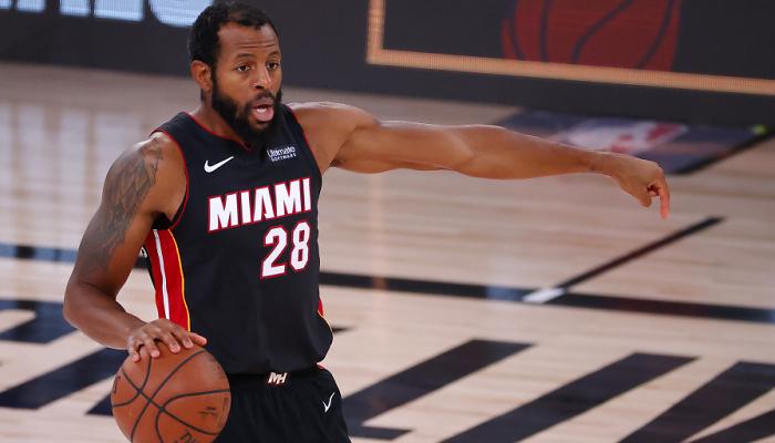 Форвард Майами Игудала сыграет в шестом финале НБА кряду