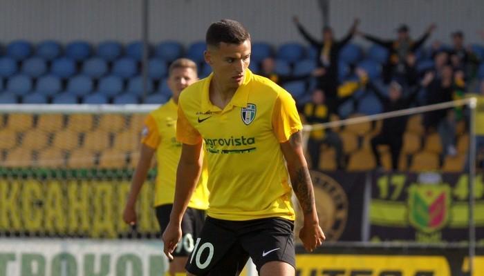 СК Дніпро-1 розгромно програв Олександрії в дебютному матчі під керівництвом Йовічевича