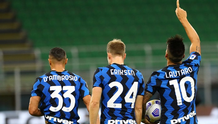 Интер вырвал победу над Фиорентиной в сумасшедшем матче с семью голами