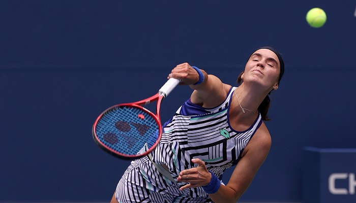 Калинина US Open
