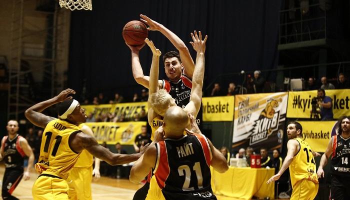 Матчі Київ-Баскета і Черкаських Мавп не відбудуться. Двоє гравців Мавп заразилися коронавірусом