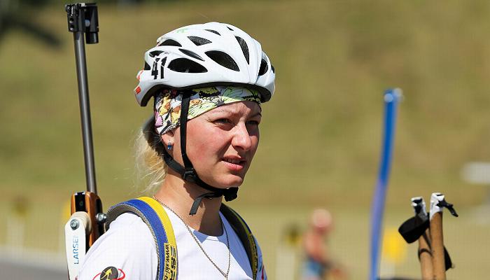 Украинская биатлонистка Бондарь завершила карьеру в 29 лет
