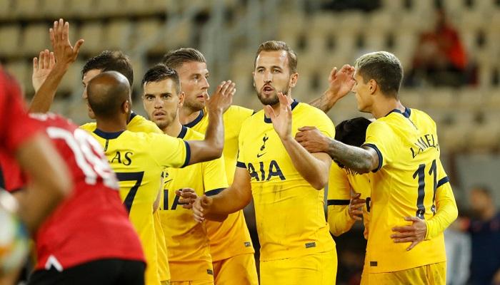 Тоттенгем обіграв Шкендію на шляху в плей-офф кваліфікації ЛЄ
