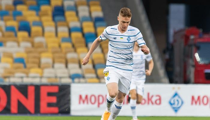 Цыганков Динамо Киев