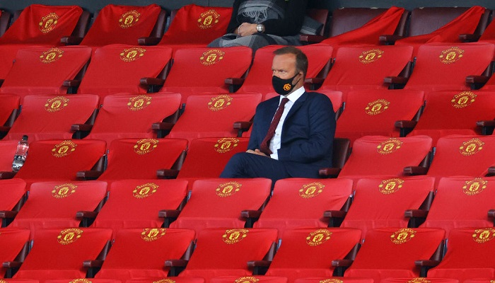 Вудворд Манчестер Юнайтед