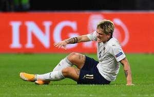 Дзаньйоло не зіграє на Євро-2020. Він пропустив сезон через розрив хрестів