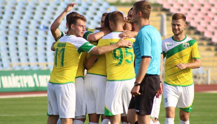 Черкащина вдома обіграла Нікополь та інші матчі Другої ліги