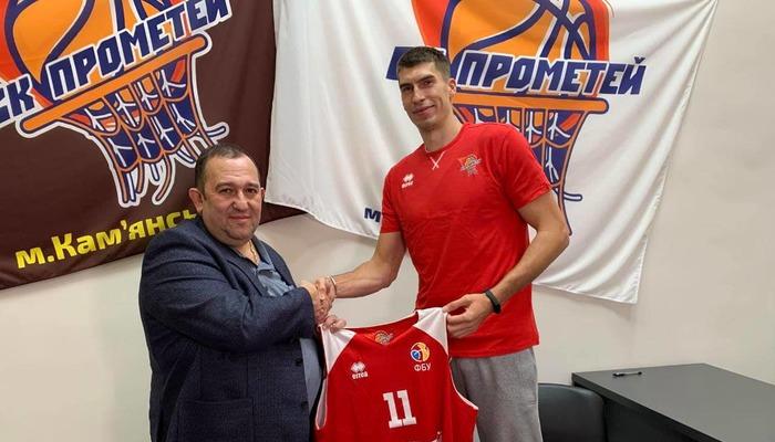 Прометей підписав захисника збірної України Липового