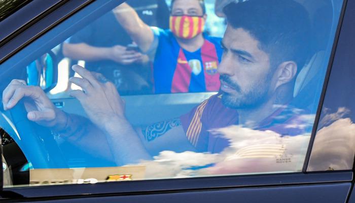 Суарес підписав дворічний контракт з Атлетіко
