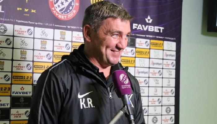 Костышин: «Колос планирует подписать около пяти новичков»