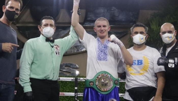 Украинец Богачук победил Давилу в шестом раунде