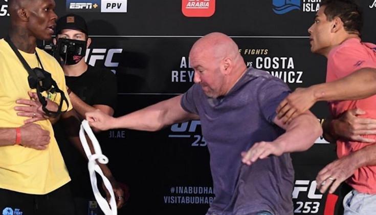 Ісраель Адесанья vs Пауло Коста. Все про головний титульний поєдинок на UFC 253