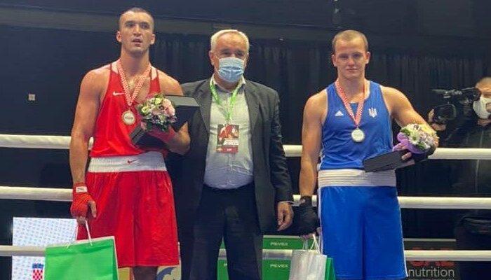 Українці виграли золото і срібло на Гран-прі з боксу в Загребі