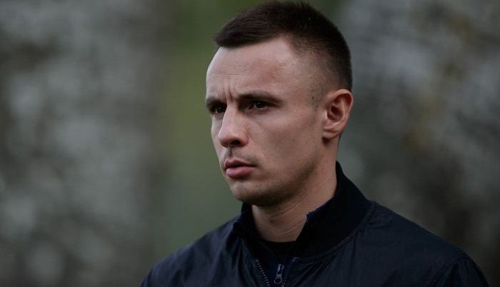 Днепр-1 подписал годичный контракт с Коркишко