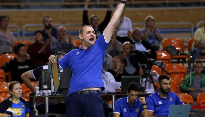Волейбольний Прометей очолив головний тренер збірної Болгарії Петков
