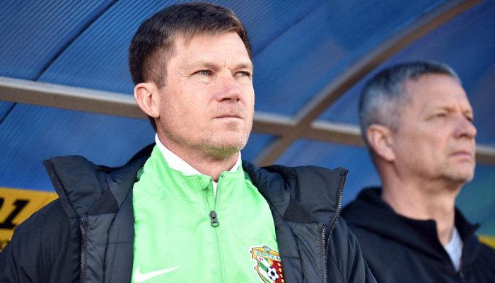 Максимов: «У Динамо и Шахтера один чемпионат, а у нас другой»