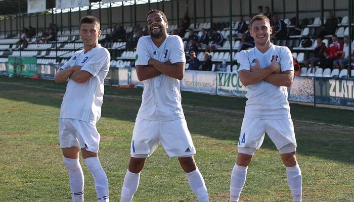 Балкани дограють перше коло Другої ліги в Одесі