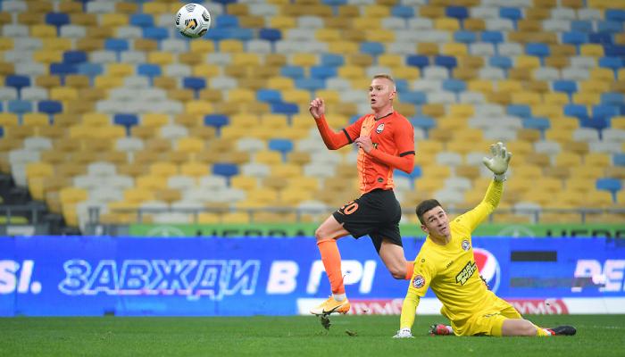 Коваленко визнаний кращим гравцем 6-го туру Favbet Ліги