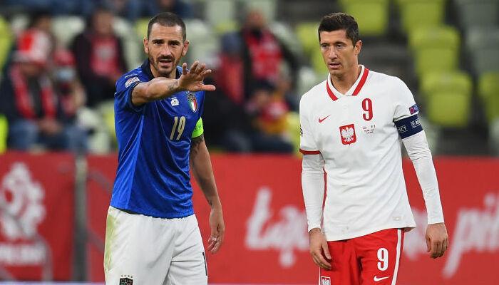 Польша Италия
