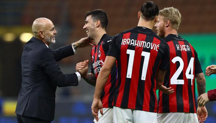 Милан - Интер где смотреть онлайн видеотрансляцию матча