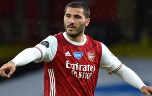 Защитник Арсенала Колашинац может перейти в Лацио