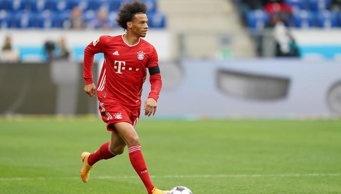 Сане відновив тренування в загальній групі Баварії