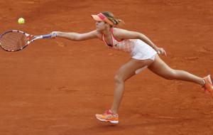 Вільямс, Кенін і Квітова вилетіли в другому раунді турніру в Римі
