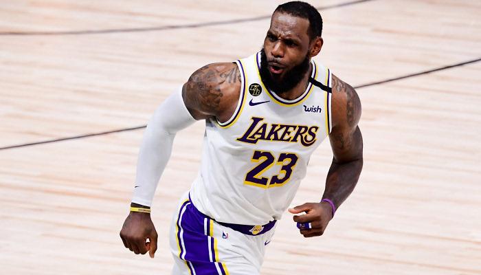 ЛеБрон став MVP фіналу НБА в четвертий раз в кар'єрі