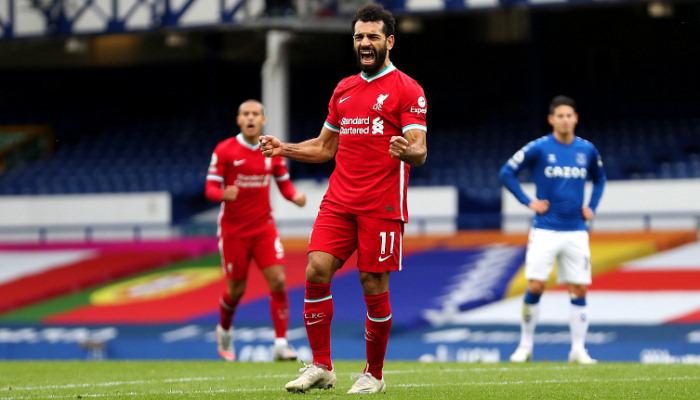 Салах забив сотий гол за Ліверпуль