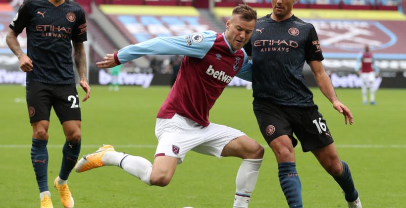 Манчестер Сіті зіграв внічию з Вест Хемом. Зінченко і Ярмоленко вийшли на поле у другому таймі