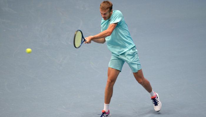 Українець Сачко програв Тіму в дебютному матчі в основі турніру ATP