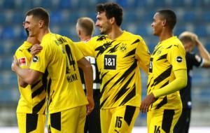Лейпциг — Боруссия Д. Видео обзор матча за 13 мая