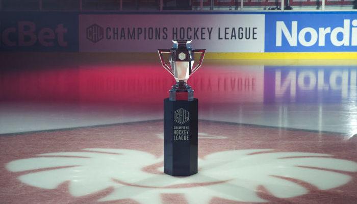 Розыгрыш хоккейной Лиги чемпионов в сезоне-2020/21 отменен из-за коронавируса
