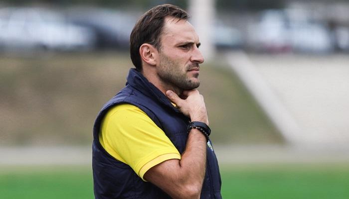 Головний тренер Чайки Ільницький покинув клуб