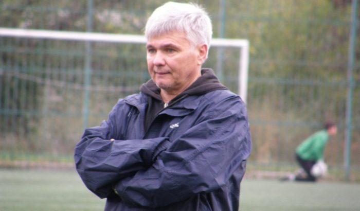 Чайку очолив екс-тренер кам'янської Сталі Щербаков