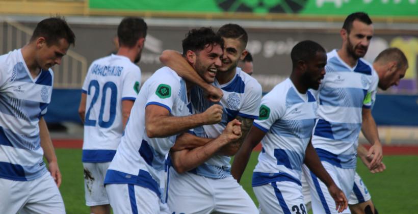 Вторая лига: Подолье выиграло дерби в Виннице, Буковина упустила победу над Черниговом с хавбеком в воротах
