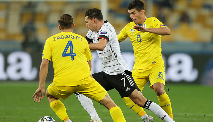 Германия - Украина где смотреть видеотрансляцию матча