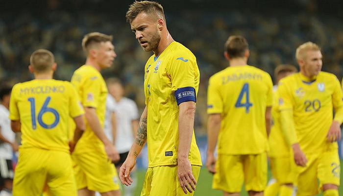 Ярмоленко не восстановился после травмы и покинул расположение сборной Украины